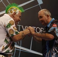 darts world matchplay phil taylor rührt wright im finale zu