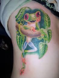 thug tattoos for girls frog tattoo images u0026 designs