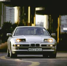 Bmw 850 2014 25 Years Of The Bmw 8 Series