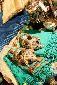 ethnic decorations and fabrics stock image image 8426517