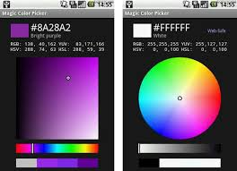 android color picker unbeatable android apps for graphics designers