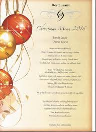 holiday lunch invitation restaurant 69 southsea announce christmas menu for 2016