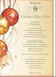 restaurant 69 southsea announce christmas menu for 2016