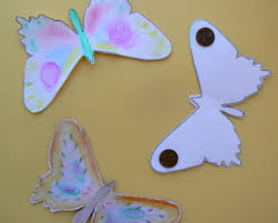 having fun at home amazing balancing butterfly craft
