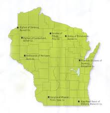 Road Map Of Wisconsin by Unexplained Research A Cautionary Tale