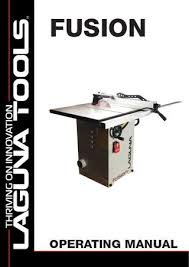 laguna fusion table saw mtsaw236220 0130 3a fusion table saw by laguna tools issuu