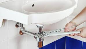 How To Replace P Trap Under Bathroom Sink How To Repair U0026 Replace The Drain Pipes On A Bathroom Sink