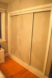 Painting Sliding Closet Doors Do It Yourself Closet Doors The