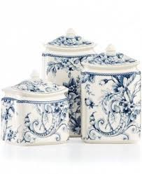 blue kitchen canister set canisters sets for the kitchen foter