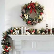 cordless lighted wreath brookstone cordless led pre lit