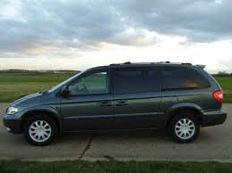 2002 chrysler grand voyager crd lx 2 750