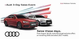 audi days audi sales event seize these days vehicle manufacturing