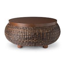 Rattan Coffee Table Palecek Havanawood Coffee Table 7716 Rattan Wicker Furniture