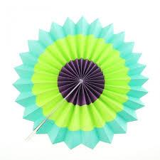 hanging paper fans set of 6 colorful pinwheel craft paper fans colorful paper