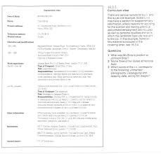 Best Resume Qualities by Curriculum Vitae U0026 Covering Letter