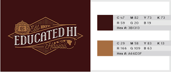 Light Brown Color 10 Best 2 Color Combinations For Logo Design With Free Swatches