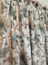 Floral Lined Curtains Floral Lined Curtains Ebay