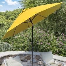 11 Patio Umbrella 10 5 Foot 11 Foot Patio Umbrellas You Ll Wayfair
