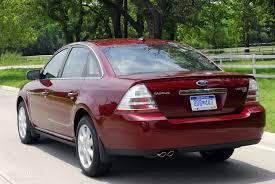 2007 ford taurus ford taurus specs 2007 2008 2009 autoevolution