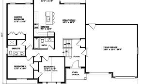 raised bungalow house plans 21 cool canadian bungalow building plans online 5054
