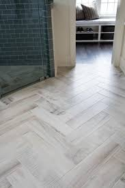 Herringbone Bathroom Floor by 171 Best Interiors Tile Images On Pinterest Bathroom Ideas