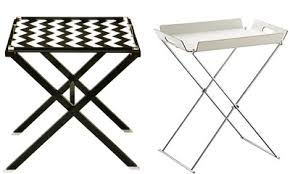 fold away tray table toast and tables to have and to fold butler s trays