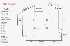 Dance Studio Floor Plan Studio Rental U2013 Pieter