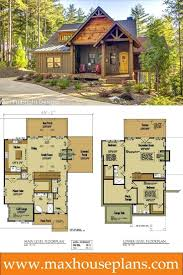 104small mountain cabin house plans small vacation home laferida