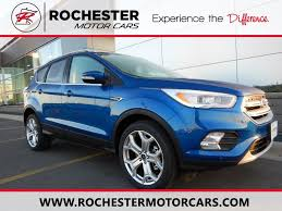 Ford Escape Accessories - new ford escape rochester mn