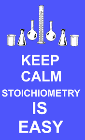 stoichiometry is easy chemical education xchange