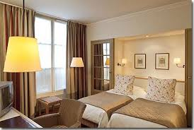 chambre lits jumeaux hotel henri 4 rive gauche 3 étoiles visitez notre hôtel
