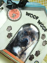 Pet Photo Albums 89 Best Scrap Mini Album Dog Images On Pinterest Mini Albums