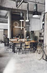 top 25 best industrial chic kitchen ideas on pinterest