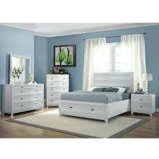 King Size Bed Storage Frame White Size Bed Frame With Storage Nopasaran