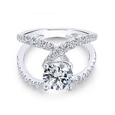 diamond rings round images Engagement rings find your engagement rings gabriel co jpg