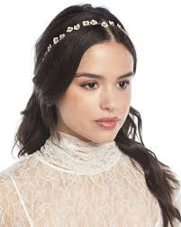 chain headband behr celestial swarovski coronet headband