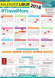 Kalender 2018 Hari Raya Idul Fitri Kalender Libur 2018 Travelmore
