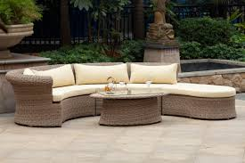 Restore Wicker Patio Furniture - restoring outdoor wicker sofa furniture u2014 home designing