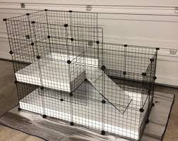 Indoor Hutch Rabbit Cage Etsy