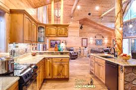 eagle home interiors south carolina log home floor plan by golden eagle homes fair open