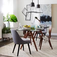 West Elm Wallpaper by West Elm Round Dining Table Blue Lamb Furnishings 42 Round West
