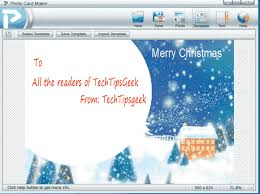 greeting card maker create personalized christmas greeting cards by free