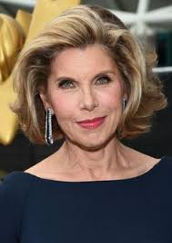 hair styles for 60 yr old kate capshaw short blonde messy haircut with bagns for women over