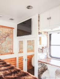 Outdated Home Decor by Rustic Modern Rv Tour Mountainmodernlife Com