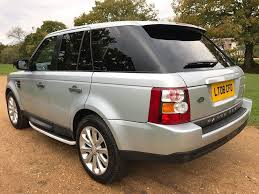 land rover range rover 2008 used 2008 land rover range rover sport 2 7 td v6 se 5dr for sale