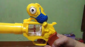 minion gun lights