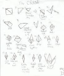 origami crane katie u0027s blog