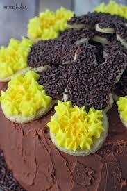 peeps bunny cookie sunflower cake pint sized baker