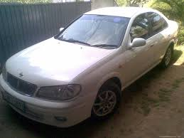 sri lanka car rentals hire nissan sunny n16 without driver