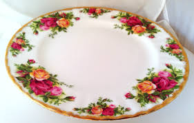 roses china country roses royal albert bone china vintage